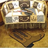 Baby Branding Bedding