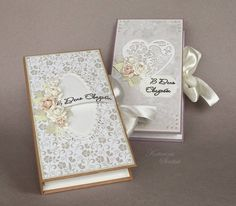 The Wedding envelope box for newly married. (c) by Katerina Sinitsa