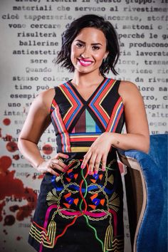 Demi Lovato photo shoot by Craig Greenhill in Sydney, Australia August 10th 2015
