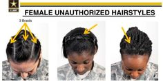 Black Female Soldiers Criticize Army's New Hairstyle Rules As Racially Biased