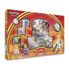 Pokemon Alola Collection Giftbox