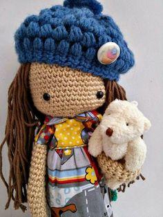 Tutoriales en la Red: Hermosa muñeca