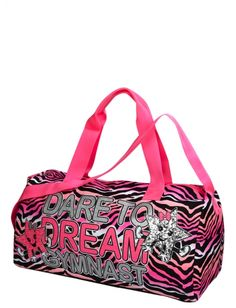 Gymnast Sports Duffle Bag | Girls Totes & Duffles Fashion Bags & Totes | Shop Justice