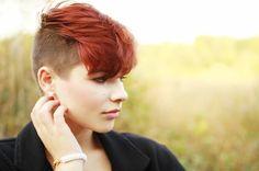 tagli capelli corti rasati - Cerca con Google