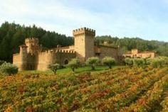 Castello di Amorosa's in Napa Valley