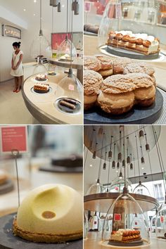 La Pâtisserie des Rêves  93 rue du Bac 75006 PARIS  Téléphone : +33 1 42 84 00 82    www.lapatisseriedesreves.com (CW19-5)