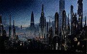 Star Wars 3 Poster by Star Wars Artist