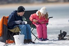 Free Fishing Weekend to be celebrated Feb. 13-14 with events across Michigan