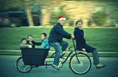 Best cargo bike out there - Madsen Bike