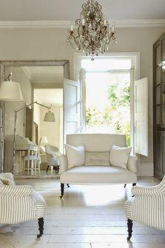 South Shore living room