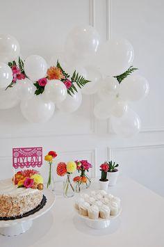 A Fiesta First Birthday Party