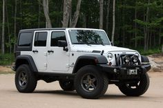Jeep Rubicon- picking out my next car