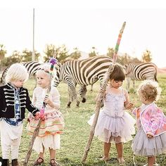 Ah happy weekend - sun fun tutus and zebras