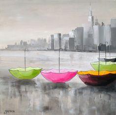 Maison d'enchères en ligne Catawiki: Christophe Gastaldi - Un automne à New-york