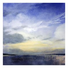 New Day 2 Giclee Print by Mary Calkins at Art.com