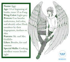 How much do you know about Iggy of Maximum Ride?