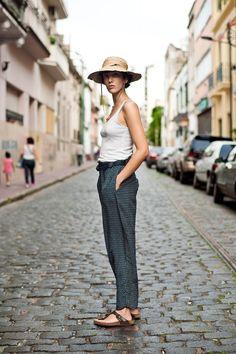 OTC - BUENOS AIRES STREET STYLE: Gioia, 26 años, estudiante de cine.