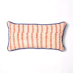 about details One of the littlest in our 'Vintage' collection, making it a sweet addition to kids rooms and adult spaces alike. The front side of the cushion is Big People, Little People, Striped Cushions, Soda, Printing On Fabric, Bed Pillows, Kids Room, Stitch, Prints