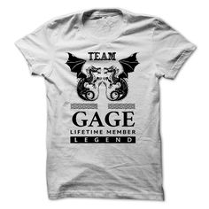 (Team2603) Team GAGE Lifetime Member T Shirt, Hoodie, Sweatshirt