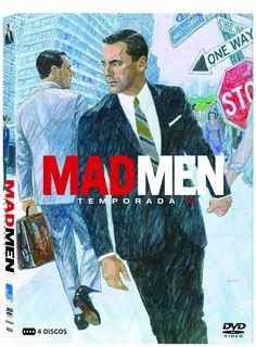 Mad Men [Recurso electrónico]. Temporada 6 / una serie dirigida por Tim Hunter...[et al.] ;Guión: Matthew Weiner y Robin Veith; Fotografía: Chris Manley; Música: David Carbonara