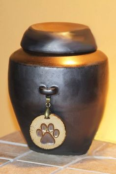 Pet Urn  Mahalo  custom made by SyntropyCreations on Etsy, $110.00