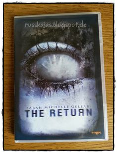 Russkajas ♥Beautyblog: Film Freitag - The Return