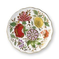 ACCENT PLATE  INDIAN SUMMER - BOXED