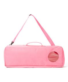 Another great find on #zulily! Pink Travel Case for 18'' Doll #zulilyfinds