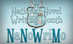 Tasha's Thinkings: #NaNoWriMo - The Awesome Way to Get the Words Down...