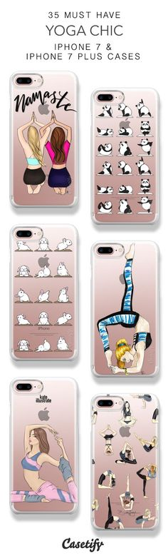 35 Must Have Yoga Chic Protective iPhone 7 Cases and iPhone 7 Plus Cases. More Sport iPhone case here > https://www.casetify.com/collections/top_100_designs#/?vc=ahPjmNO2d6