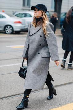 FWAH2017 street style milan fashion week fall winter 2017 2018 looks trends sandra semburg trends ideas style 116