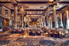 Jason Adrian Photography | wedding photography | Chicago Illinois believe it's the Palmer house