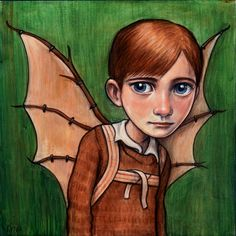 Kelly Vivanco - Boy Wings