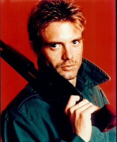 Michael Biehn--poor bastard thought he was the star of Terminator!