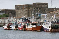 https://flic.kr/p/rpnVhe | Le port de pêche de Keroman à Lorient (Bretagne, Morbihan)