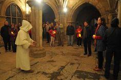 Visitas teatralizadas a Baeza (14 y 28) y Úbeda (7 y 21), (Jaén), diciembre de 2013