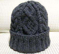 【無料編み図】かわいい手編みニット帽まとめ …