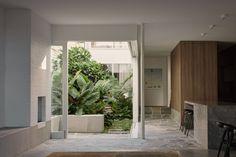 Australian Interior Design, Interior Design Awards, Interior Design Studio, New Farm, Workplace Design, Architect House, Park Homes, Big Houses, Interior Architecture