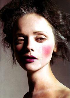 Christina Ricci in Pop Magazine - One of my favorite photographs.