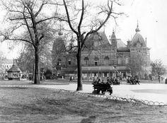 Velperplein 1935. Arnhem, Musis Sacrum.