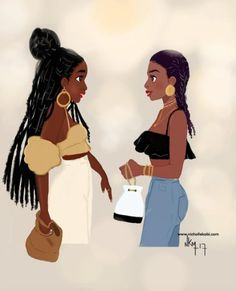 wow these african fashion illustration are amazing AD# 4999536372 Art Black Love, Black Girl Art, My Black Is Beautiful, Black Girl Magic, Black Girls, Art Girl, Black Women, African American Art, African Art