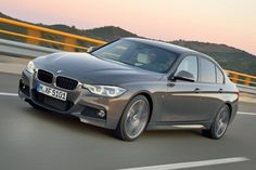 The updated 2016 BMW is revealed, and it packs a new engine and a revised chassis. Read more about the changes to the sports sedan and see photos at Car and Driver. Bmw X6, M2 Bmw, Bmw 318d, 2017 Bmw 3 Series, New Bmw 3 Series, Bmw Lease, Nova Bmw, Bmw Dealership, Bmw Performance
