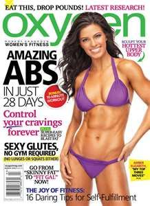 Oxygen Magazine-Good fitness magazine
