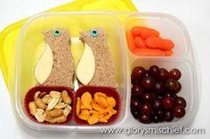 Penguins March - #School #Lunch