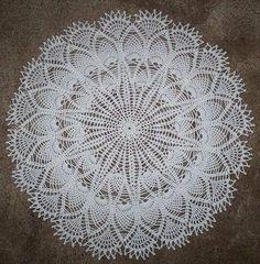 free doilies pattern to printing   CROCHET DOILIES FREE PATTERN YAHOO   Original Patterns