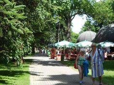terasa parc bai Gyula