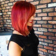 Der Longbob liegt noch immer total im Trend! Schau Dir diese 13 wunderschönen Longbob Frisuren an! - Neue Frisur