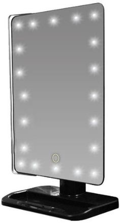 Lighted Makeup Mirror Bronze 5X Hlbzsa895 by see all industries #14