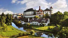 Czech Republic - Chateau Jindřichův Hradec