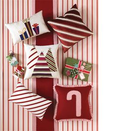 Candy Cane    Ah, the most wonderful time of the year. This playfully modern take on that festive season is bright and unconventional. With loopy designs of candy canes, lights, and other holiday treasures, you'll be wishing for old man winter to come knocking. Our Candy Cane collection is a holiday favorite for kids and adults alike.
